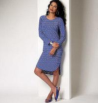Butterick 6207. Top, Dress and Skirt.