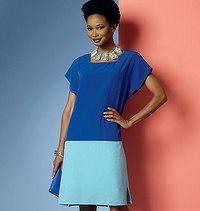 Butterick pattern: Top, Dress, Shorts and Pants