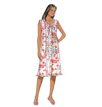Butterick pattern: Top, Gown, Shorts and Pants