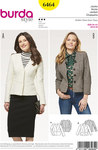 Jackets with button closure