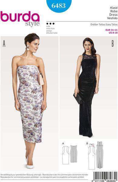 Evening dress, cocktail dress