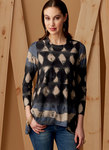 Knit Tunics with Godets, Marcy Tilton