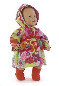 Doll dresses. Burda 7903.