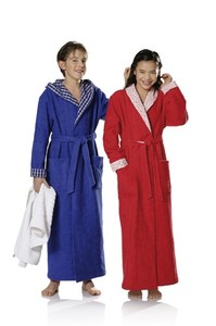 Bathrobe. Burda 9620.