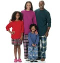 Butterick 5572. Children´s, Boys´, Girls´ Top, Shorts and Pants.