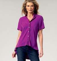 Shirt. Butterick 5786.