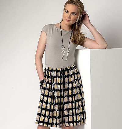 Culottes, Connie Crawford