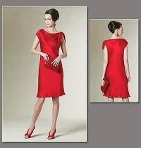 Petite Dress. Vogue 1208.