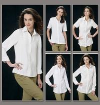 Vogue 8689. Shirt.