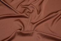 Nougatbrun, lightweight stretch-polyester