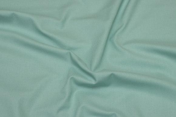 Sanfor-cotton, ecotex, mint-green