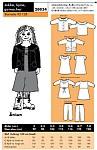 Jacket, dress and tights