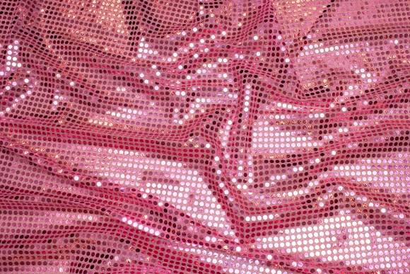 Rose glimmer-fabric in gorgeous quality