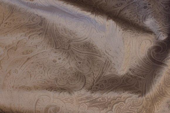 Surface-textured furniture-velvet in light grey