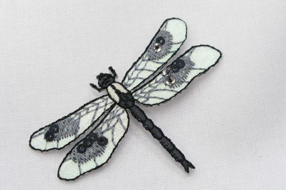 Dragonfly 6x4cm