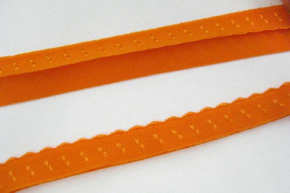 Elastic orange 1cm
