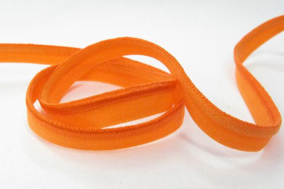 Elastic piping, orange