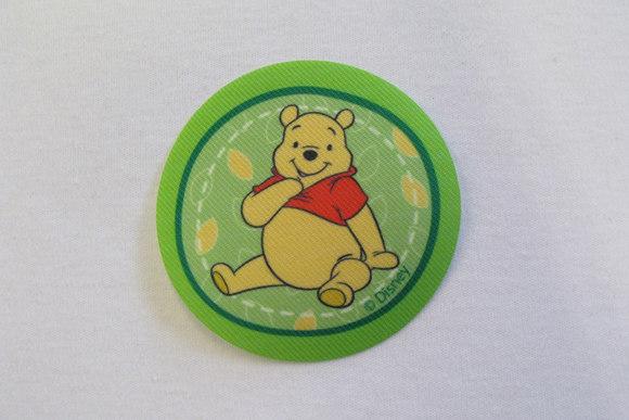 Winnie The Pooh Patch 7cm