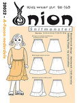 Onion 20052. A-shape skirts.