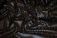 Black glimmer-fabric in gorgeous quality