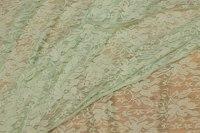Light mint-green, lightweight stretch-lace