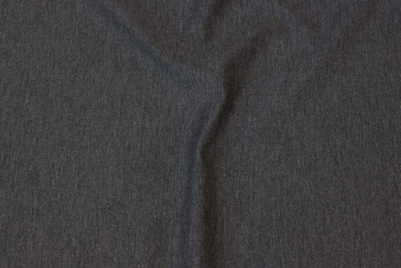 Speckled, charcoal heavy-jersey