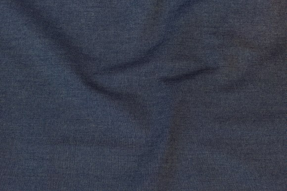 Speckled, dark blue stretch-denim