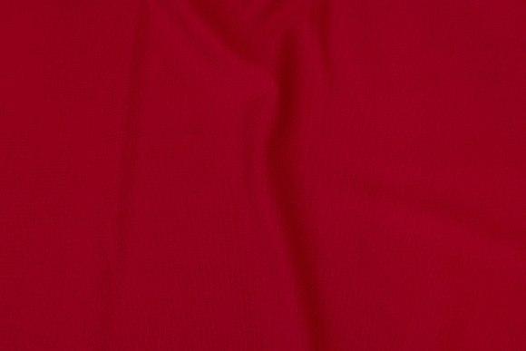 Winter-red heavy-jersey
