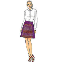 Vogue pattern: Skirt