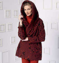 Vogue pattern: Jacket and Pants, Marcy Tilton