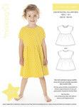 Minikrea 33013. Dress with skirt.