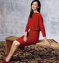 Vogue 1460. Dress Home, Badgley Mischka.