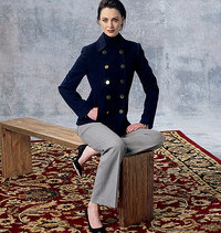 Jacket and Pants, Anne Klein. Vogue 1467.