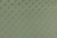 Delicate dusty-green upholstry-brocade