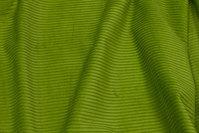Kiwi-green wide-wales corduroy