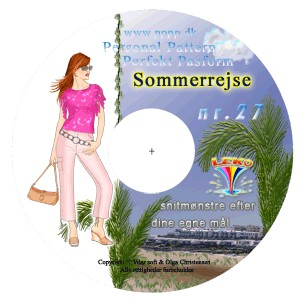 CD-rom no. 27 - Summer leaving