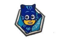 Pjamask patch blue 6cm