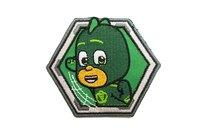 Pjamask patch green 6cm