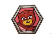Pjamask patch red 6cm
