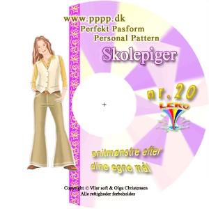 CD-rom no. 20 - Teenage girls