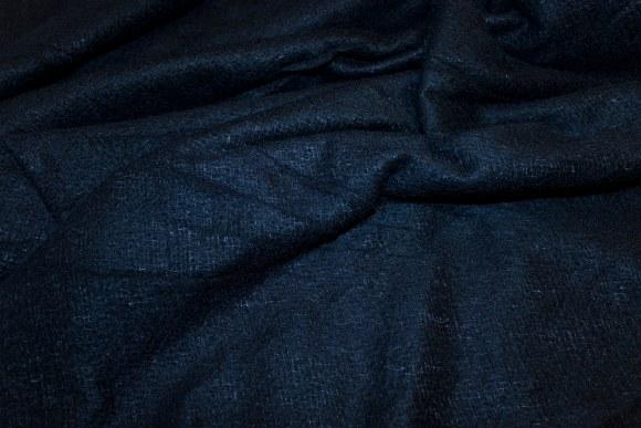 Rib-fabric black