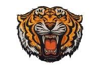 Roaring tiger patch 15cm