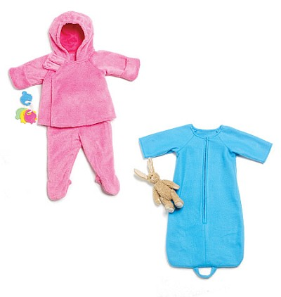 Infants Lined Bunting, Jacket and Pants