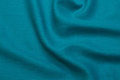 Beautiful 100% linen in greenish turquoise.