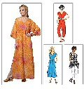 Butterick 5652. Top, Dress, Caftan, Jumpsuit and Pants.