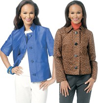 Jacket. Butterick 5701.