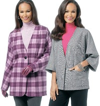 Jacket. Butterick 5702.