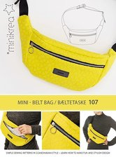 Belt bag. Minikrea 107.