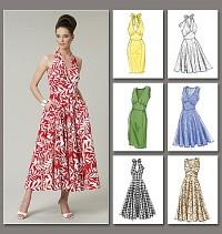 Dress. Vogue 8727.