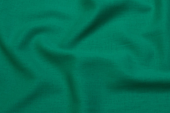 Beautiful 100% linen in grass green